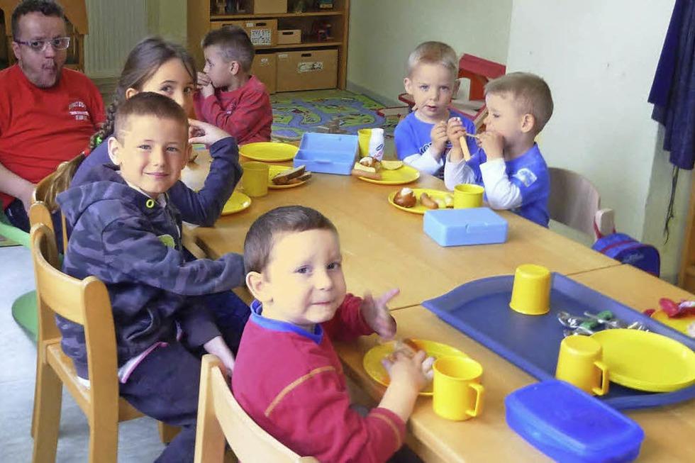 Städt. Kindergarten Kirschenstraße - Weil am Rhein