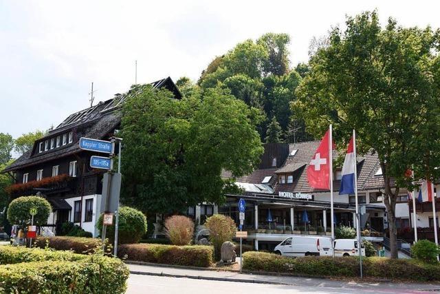 Hotel-Restaurant Schwärs Löwen (Littenweiler)