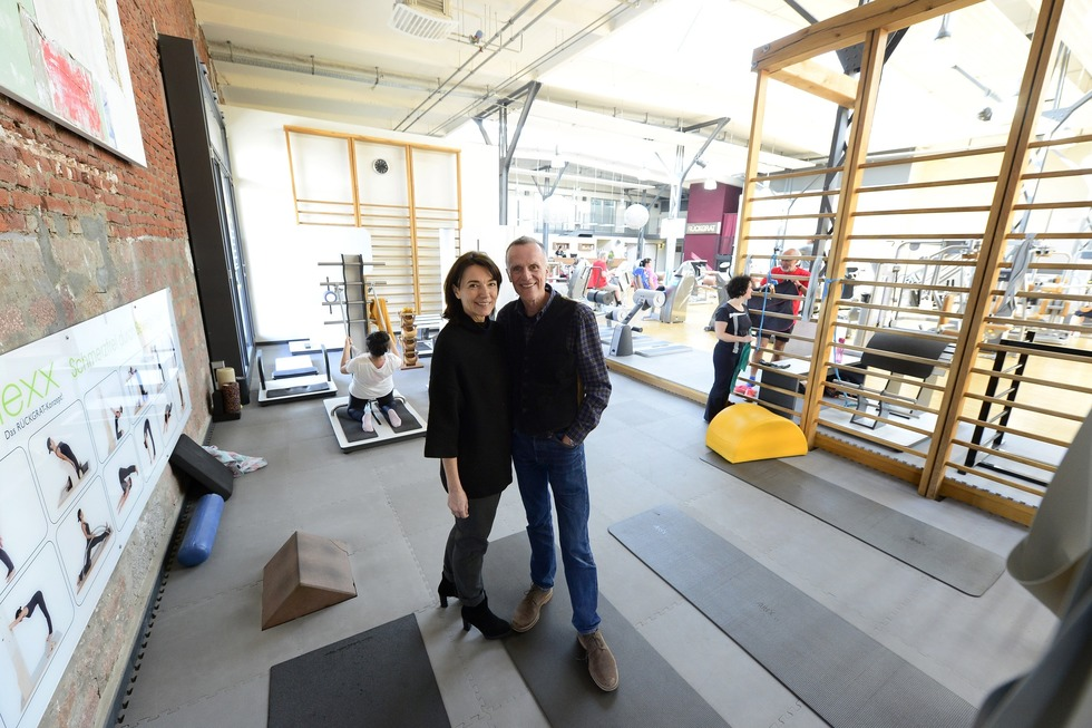 Fitnessstudio Rückgrat - Freiburg