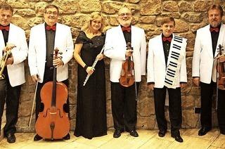 Prima La Musica zu Gast in Badenweiler