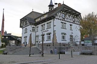 Rathaus Altglashütten