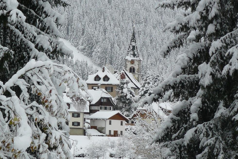 Ortsteil Altglashütten - Feldberg