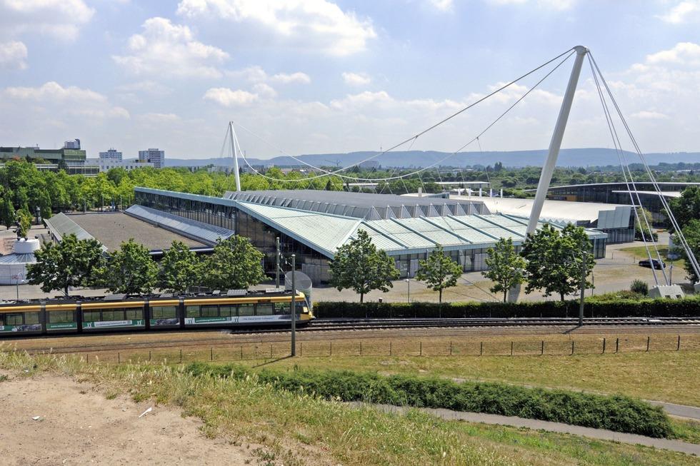 Europahalle - Karlsruhe