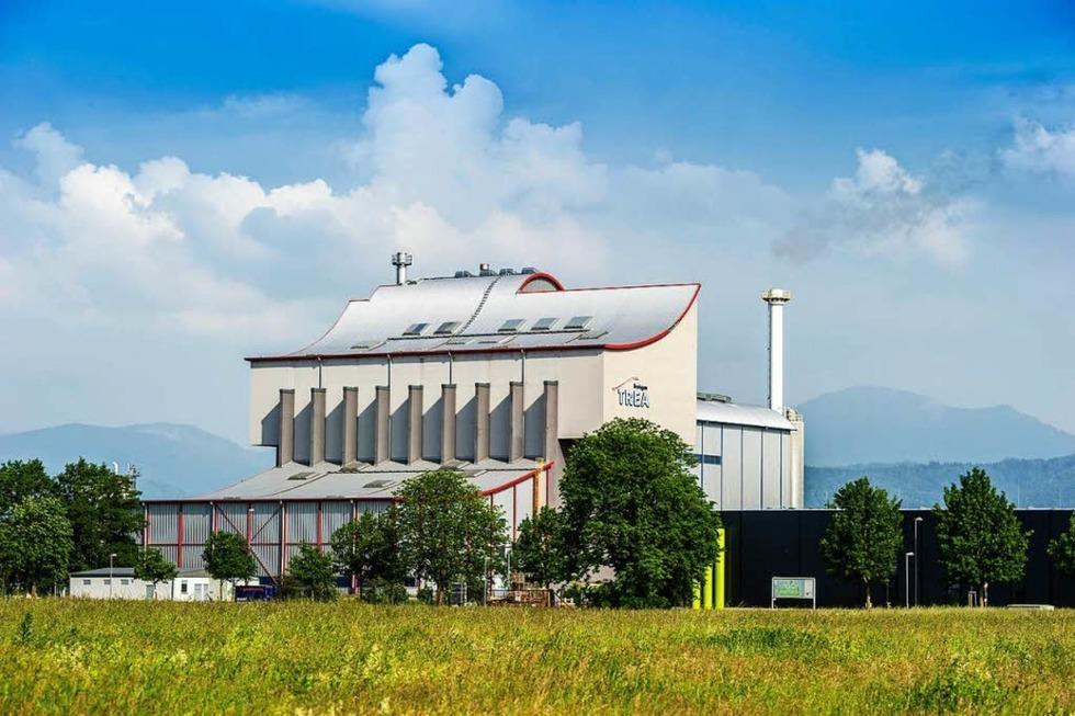 Müllverbrennungsanlage TREA Breisgau - Eschbach
