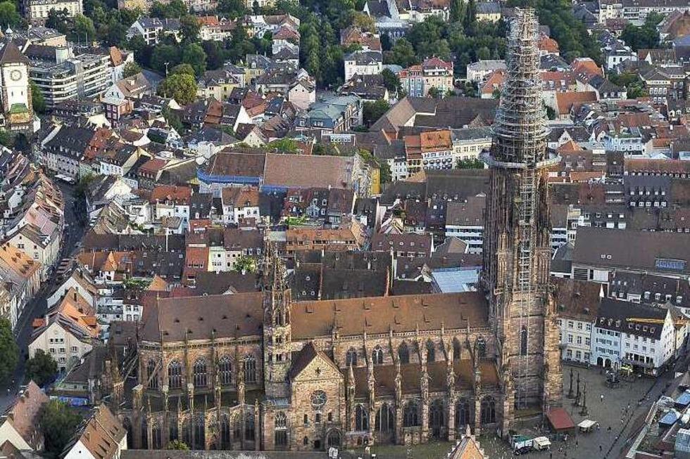 Freiburger Münster - Freiburg