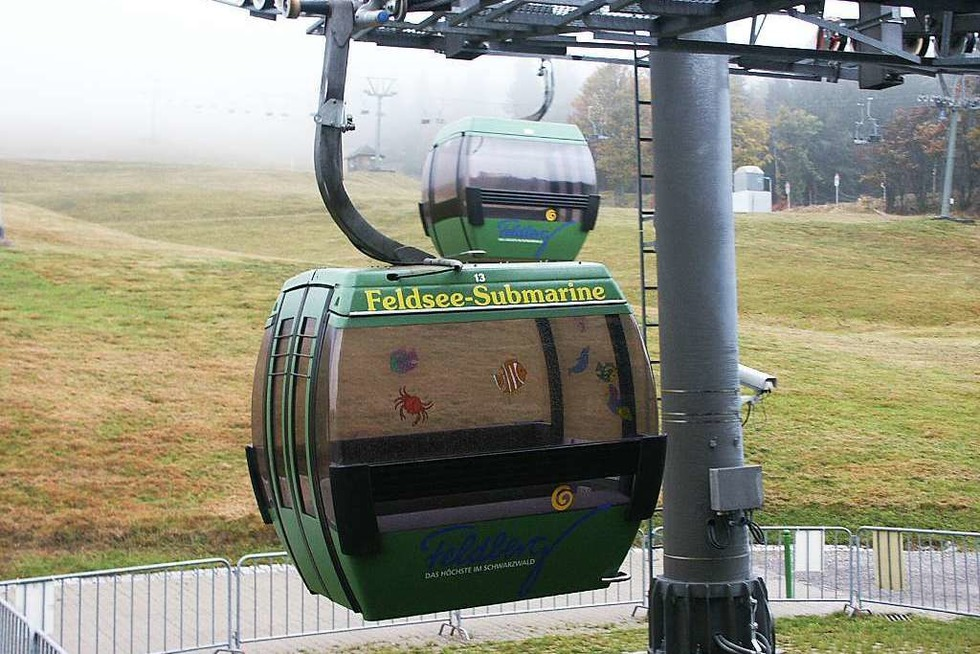Feldbergbahn - Feldberg