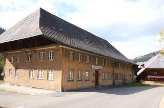 Dorfgasthaus Dasrößle (Geschwend)