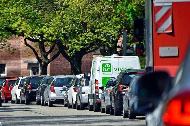 Fahrverbote ohne die B31 in Freiburg sind Blödsinn hoch zwei