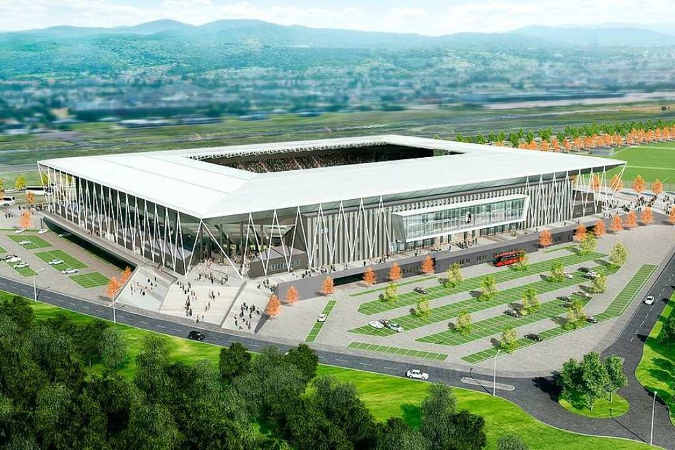 Anwohner reichen Klage gegen das geplante SC-Stadion ein - Badische Zeitung TICKET