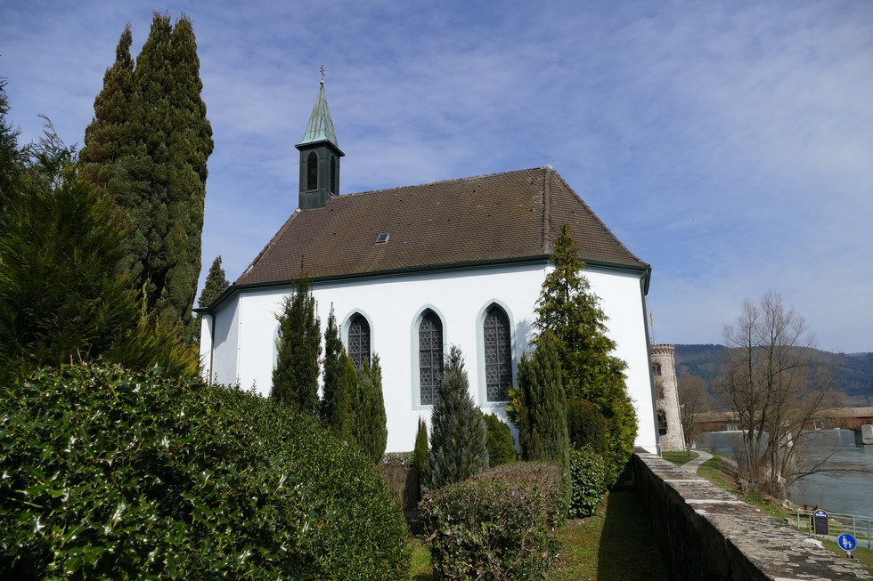 Kath. Kirche St. Peter und Paul - Bad Säckingen
