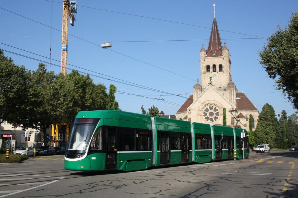 Pauluskirche - Basel