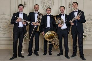 Kiew Brass-Quinbtett in Emmendingen