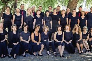 Chor Temporal zu Gast in Badenweiler