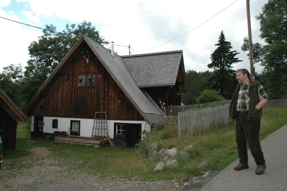 Biologische Station Hotzenwald (Lochhäuser) - Herrischried