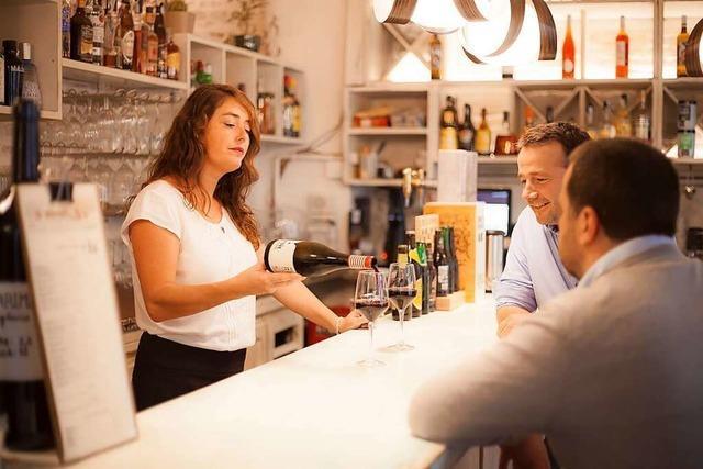 Rebecca Lüttin betreibt in Sevilla mehrere Restaurants