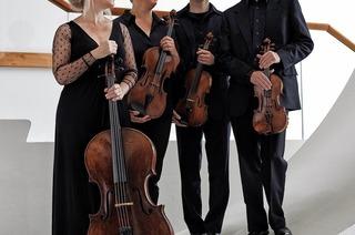 Das Serenus-Quartet spielt Wiener Klassik