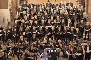 Aufführung Te Deum laudamus in Müllheim