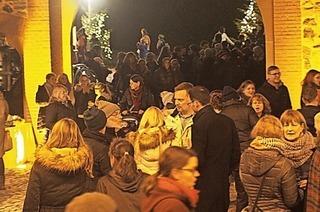 Stände, Musik und Kinderprogramm: Weihnachtserlebnis Kirchzarten