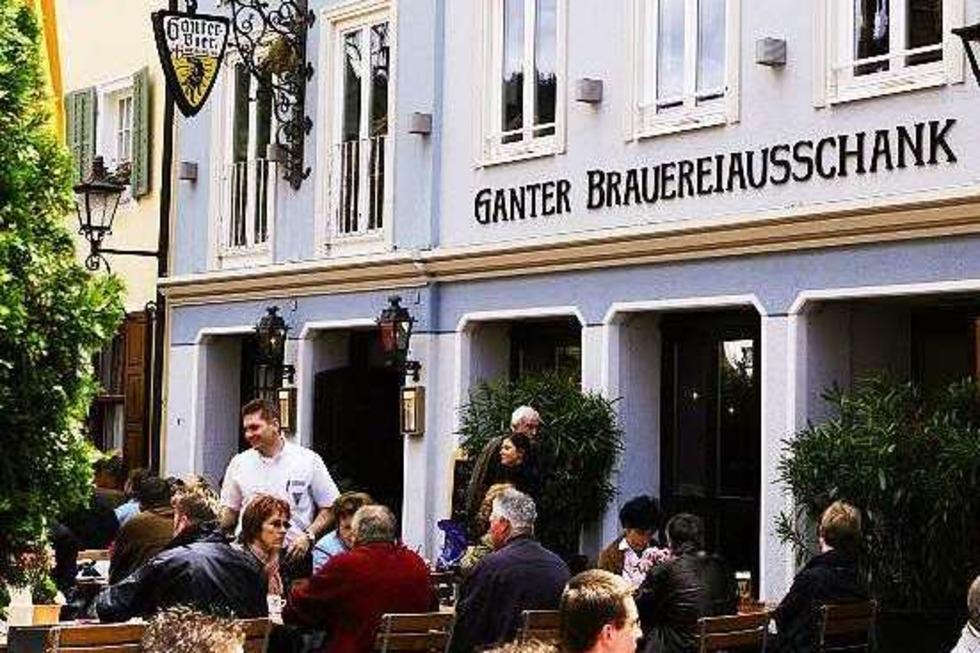 Restaurant Ganter Brauereiausschank - Freiburg
