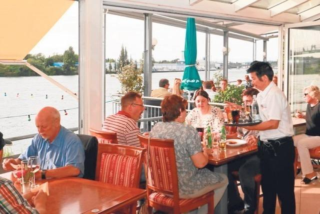 China-Restaurant Rheinpark (Friedlingen)