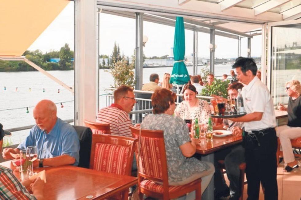 China-Restaurant Rheinpark (Friedlingen) - Weil am Rhein