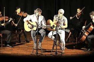 Duo Graceland – Simon and Garfunkel meets Classic zu Gast in Müllheim