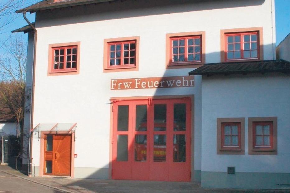 Feuerwehrgerätehaus Altdorf - Ettenheim