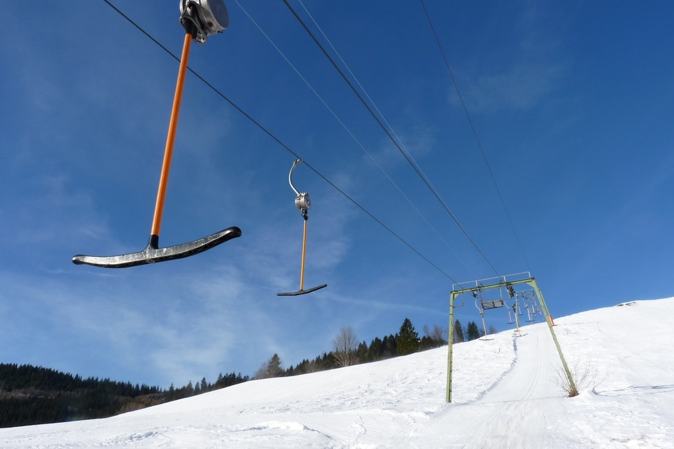 Kreuzweg Skilift (Neuenweg) - Kleines Wiesental