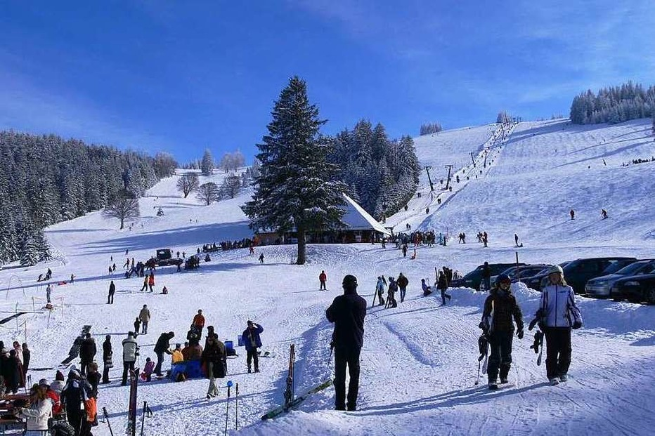 Skilifte Stollenbach - Oberried