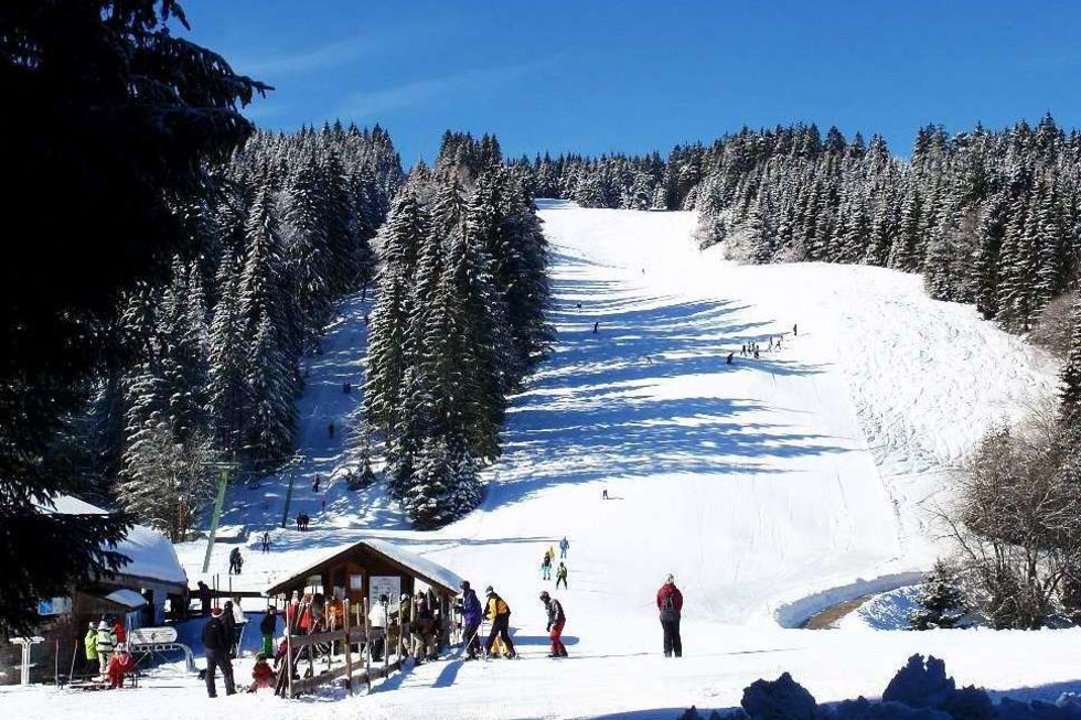 Skilift Rohrhardsberg - Schönwald im Schwarzwald