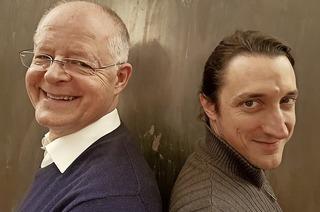 Peter Modler und Lukas Grimm in Endingen-Amoltern