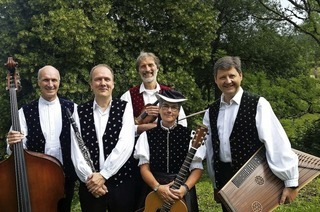 Schwarzwälder Stubenmusik in St. Peter