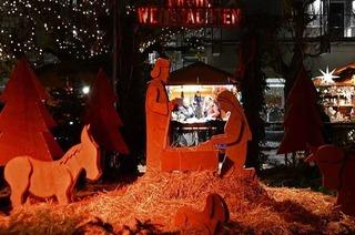 Fotos: Weihnachtsmarkt in Rheinfelden
