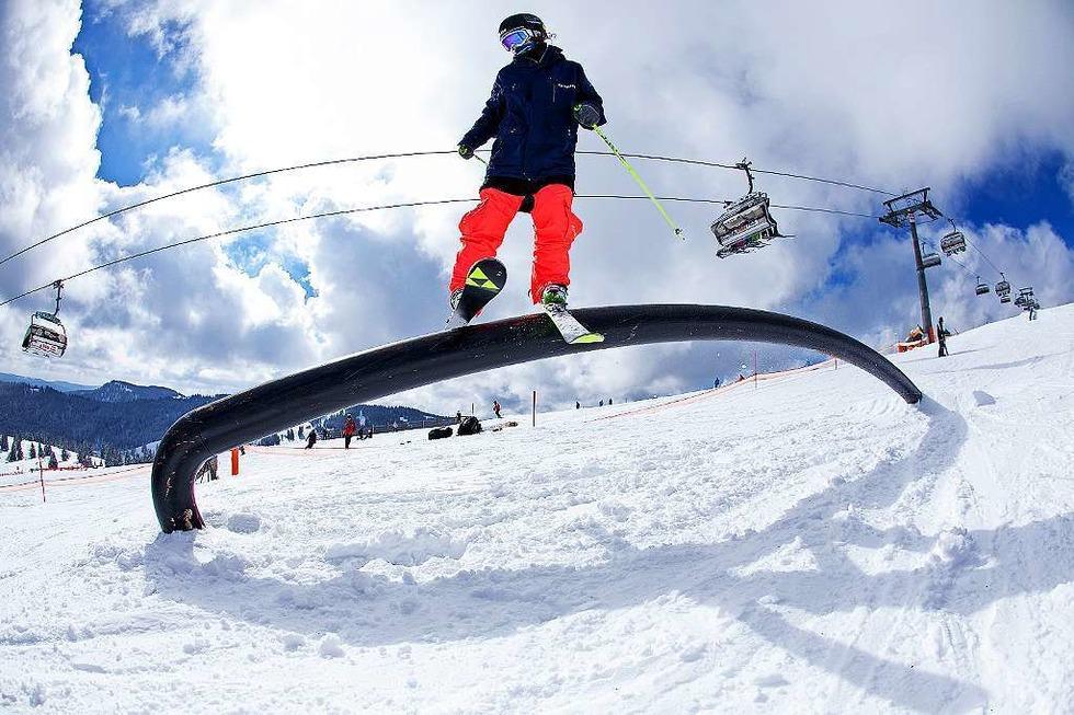 Snowpark Feldberg - Feldberg