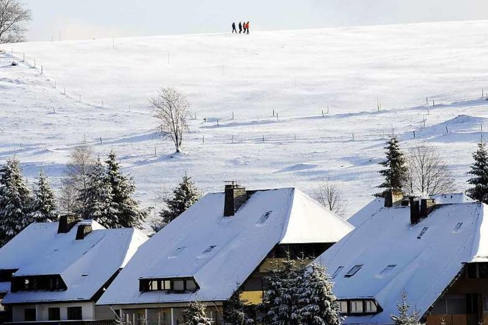Skilifte Hofsgrund - Oberried