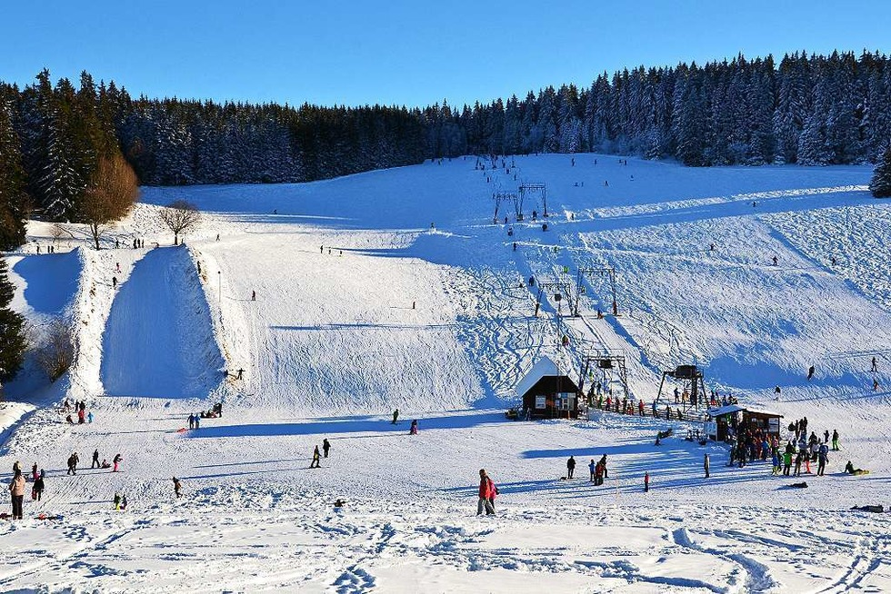 Skilift Dobel - Schönwald