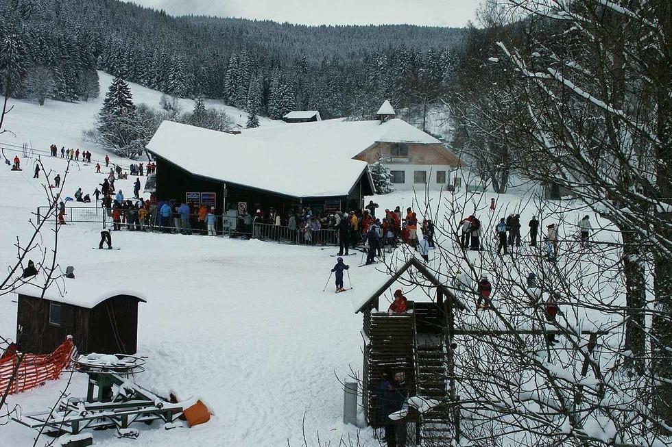 Schwarzenbachlift (Altglashütten) - Feldberg