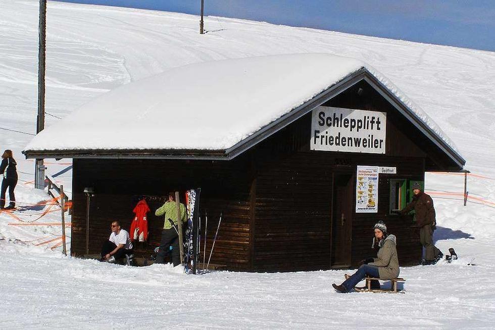 Schafhoflift - Friedenweiler