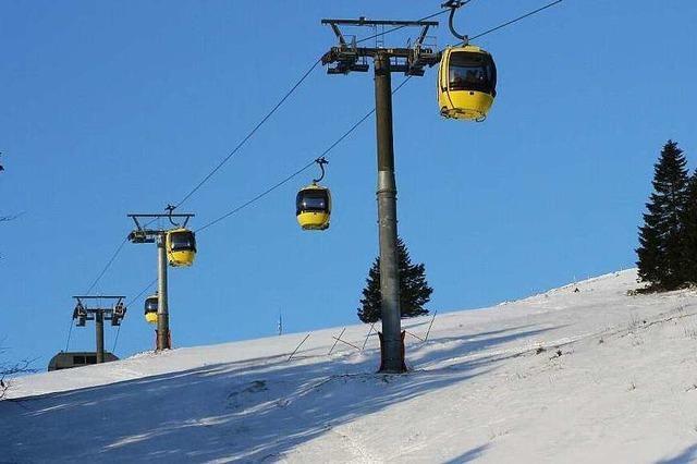 Skigebiet Belchen