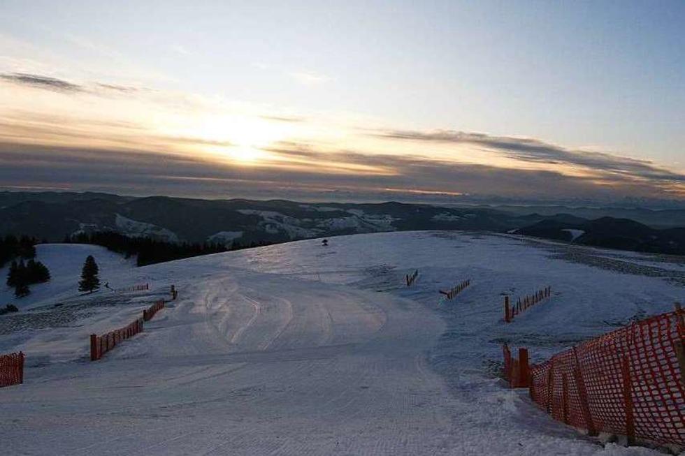 Skigebiet Belchen - Schönau