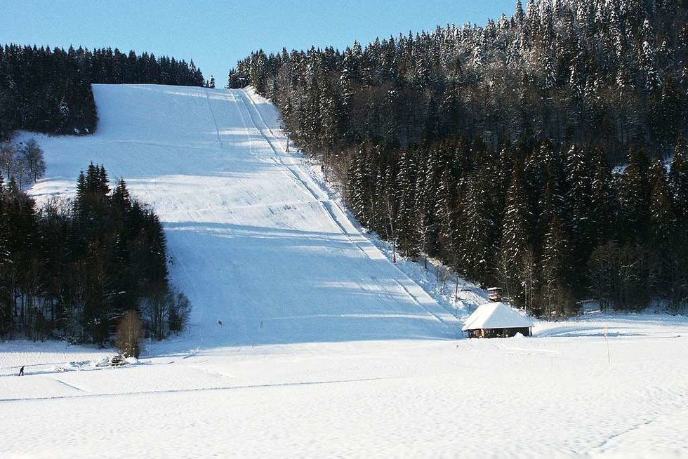 Skilift Mösle - Dachsberg