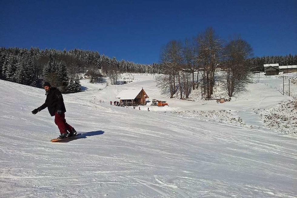 Skilift Kesselberg (Oberkirnach) - Sankt Georgen