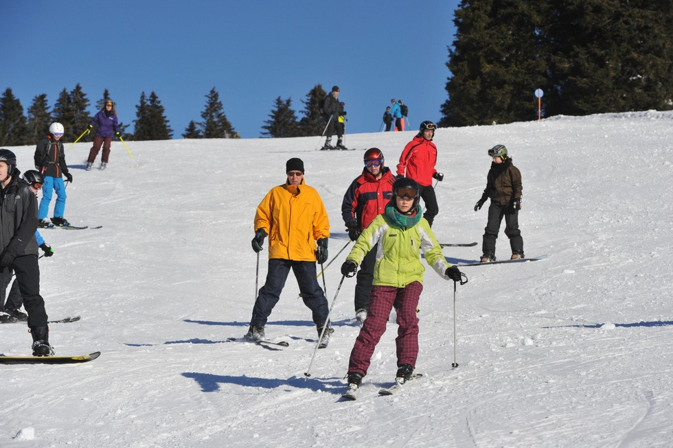 Skilift Winterberg (Oberkirnach) - Sankt Georgen