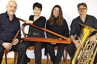 Crystal Silence-Quartett zu Gast in Badenweiler
