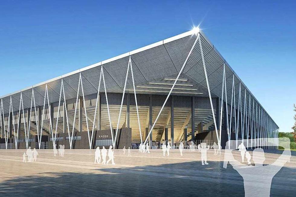 Landtag weist Petition gegen neues SC-Stadion zurück - Badische Zeitung TICKET
