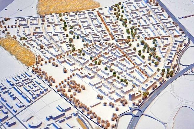 Stadt Freiburg wirbt bei Infoveranstaltung für den neuen Stadtteil Dietenbach
