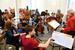"""Bei der """"Nacht der Klänge"""" präsentiert sich die Musikschule Lörrach"""
