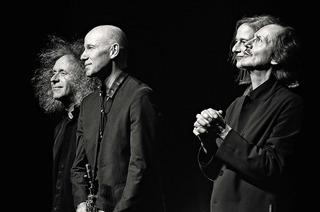 Weihnachtskonzert des Tarkovsky Quartet