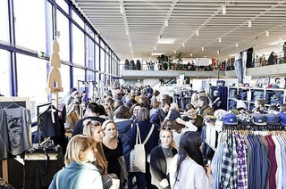 Stijlmarkt 2018 wieder in der Mensa Rempartstraße