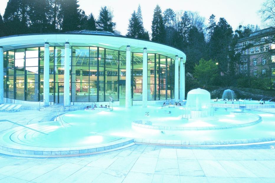 Caracalla Therme - Baden-Baden